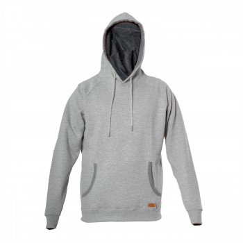 "HOODED SWEATSHIRT, GREY, "" S"" , CE, LAHTI"