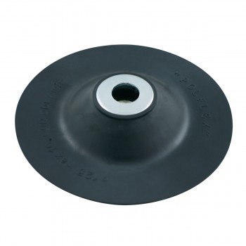 RUBBER DISCS-18  0 MM, SCREWTHREAD M14