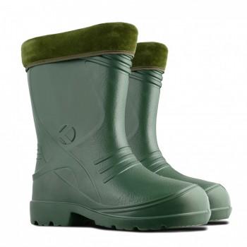 Ladies' welli    ngto    n boots with li    ni    ng