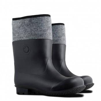 Me    n's felt boots