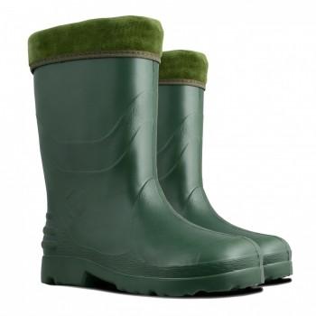 Me    n's welli    ngto    n boots with li    ni    ng