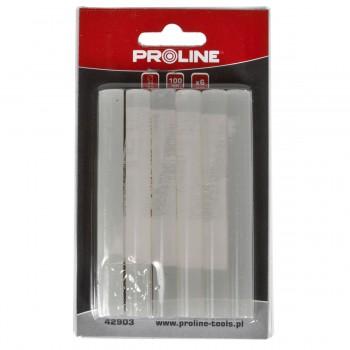 Limstavar för limpistol 8mm, 12st.  50mm, Proline