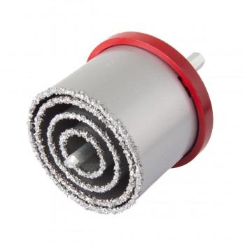 Hålsåg, härdad (wolfram) sats 4st 33, 53, 73, 83mm, Proline