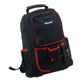 Verktygsryggsäck, tålig ryggsäck för handeverktyg 330 x160 x 430 mm, PROLINE