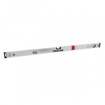 Vattenpass aluminium 1000mm, magnetiskt PROLINE