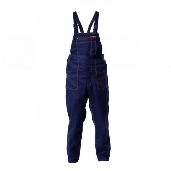 BIBPANTS, NAVY BLUE, S(16473-76), CE, QUEST LAHTI