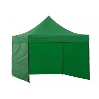 Tält 2x3m, stabil av bra kvalitet, 3 eller 4 väggar (snabbtält, arbetstält, försäljningstält, eventtält)
