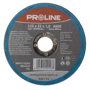 CUTTING DISK för METAL, T41 , 230X3.0X22A30R PROLINE